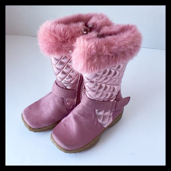 Lucky Top Other - Lucky Top Fur Boots